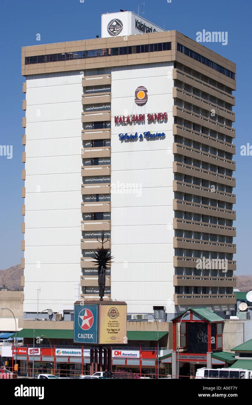 Kalahari sands hotel and casino windhoek casino used poker chips