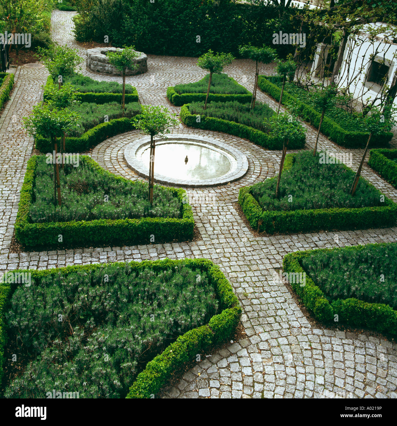 Image Gallery Knot Gardens And Parterres