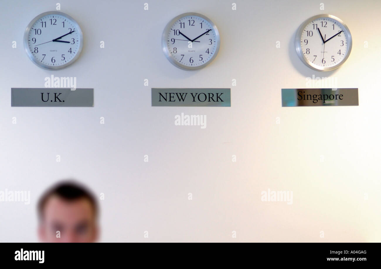 Office world wall clocks stock photo royalty free image 9877623 office world wall clocks amipublicfo Choice Image