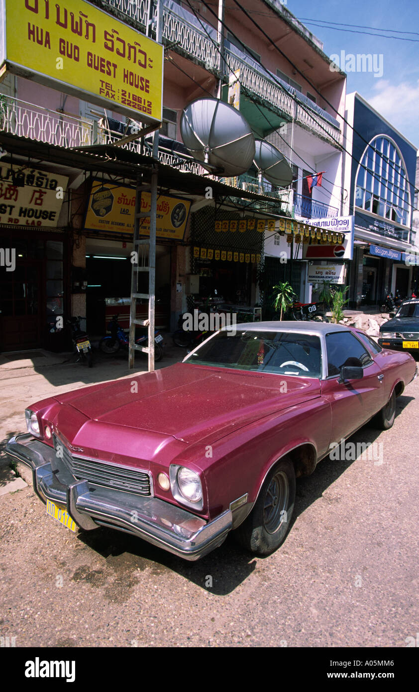 Old cars foreign cars-leftovers from colonialists and foreign ...