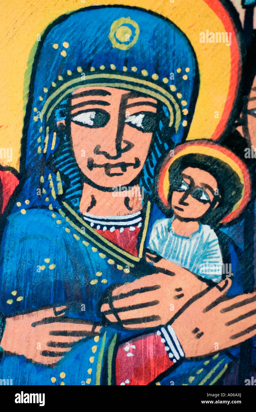 The Mystery of Ethiopian Iconography Orthodox Arts