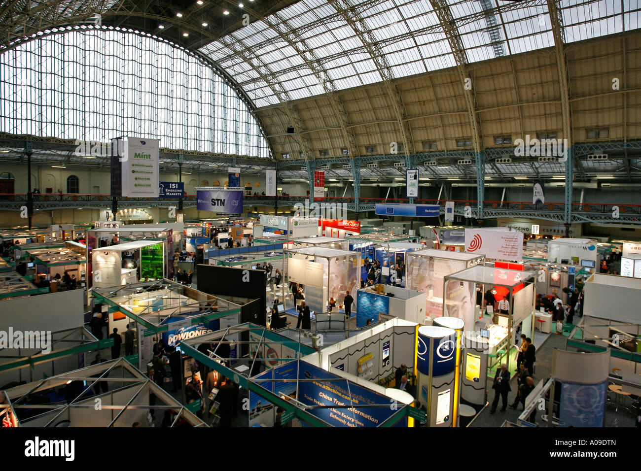 Trade Stands Olympia : Trade show taking place at kensington olympia great hall