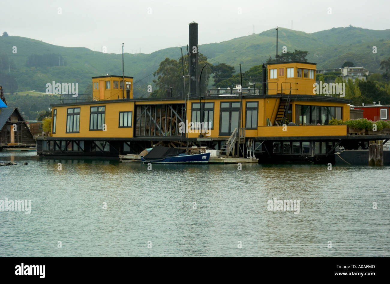 Floating Homes Tour Sausalito Ca