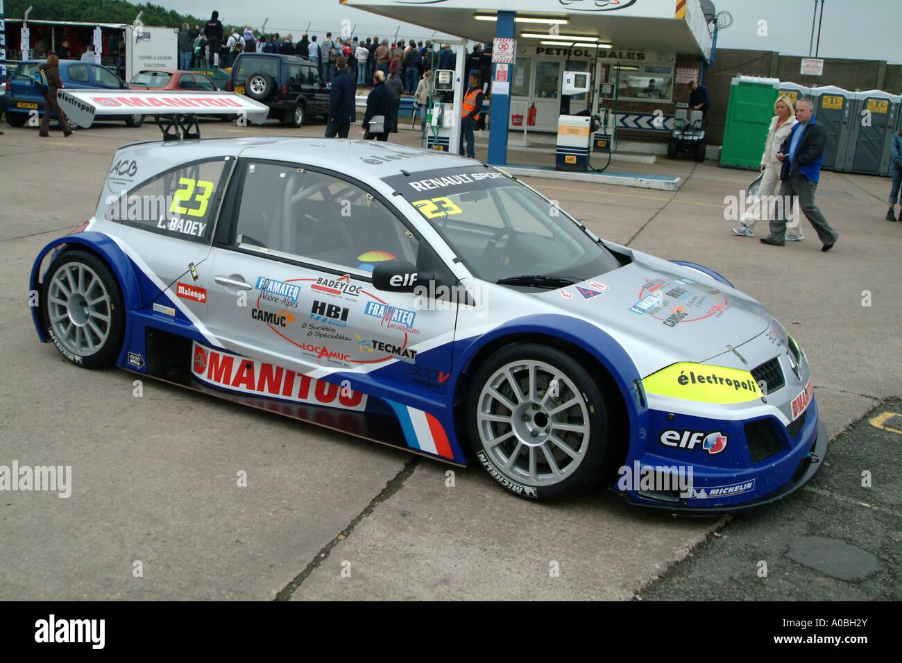 Wolf Race Car
