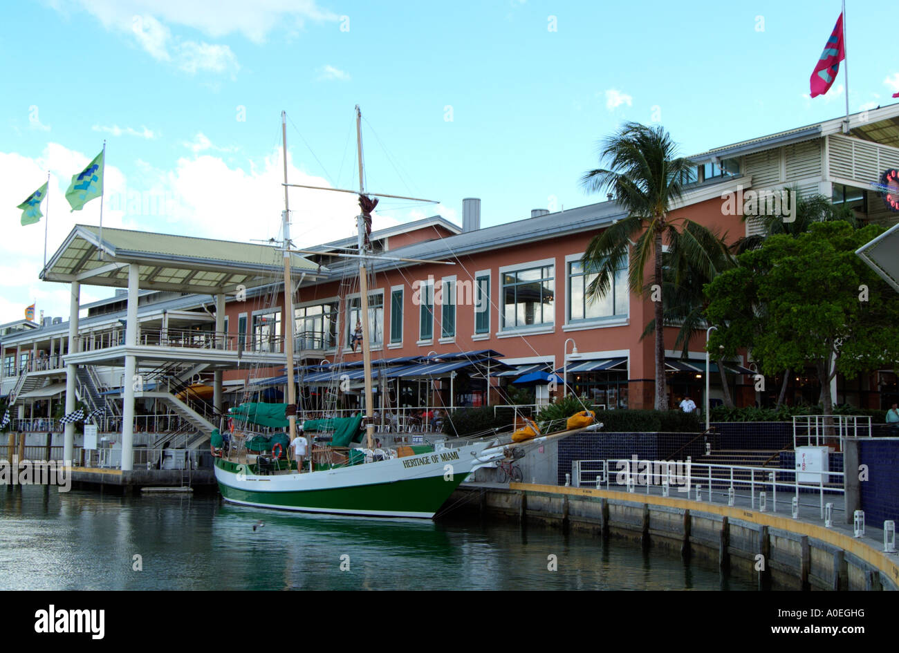 Bayside Marketplace, located in downtown Miami, is a wonderful place to come and spend time with your loved ones, hangout with friends, walk the perimeters of the area, shop, dine and relax by the harbor/5().