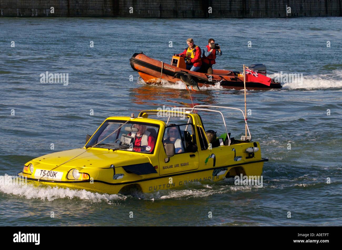 dutton amphibious car
