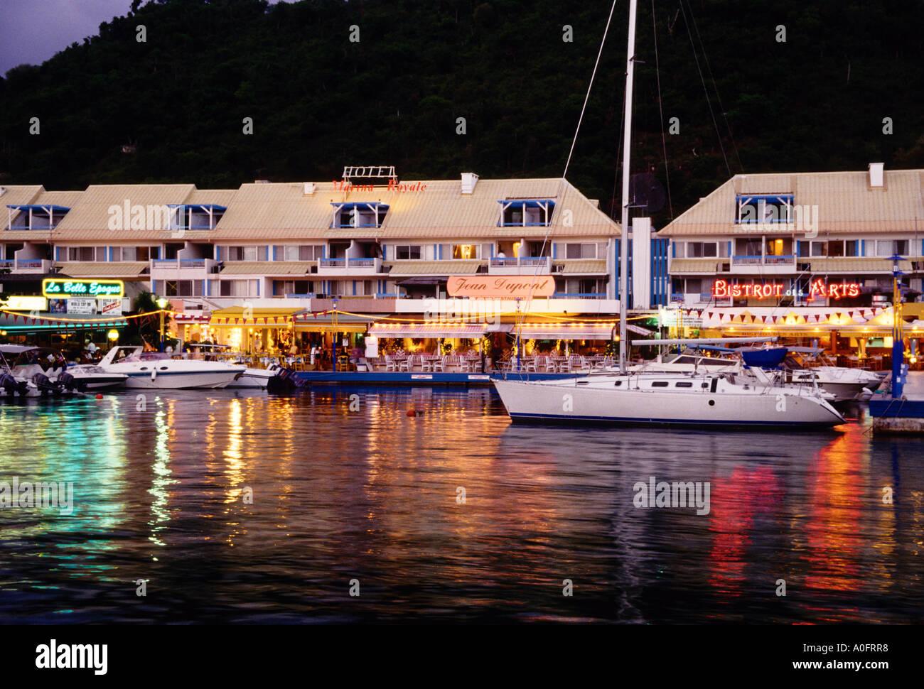 Marigot saint martin fwi port la royale marina with - Marina port la royale marigot st martin ...
