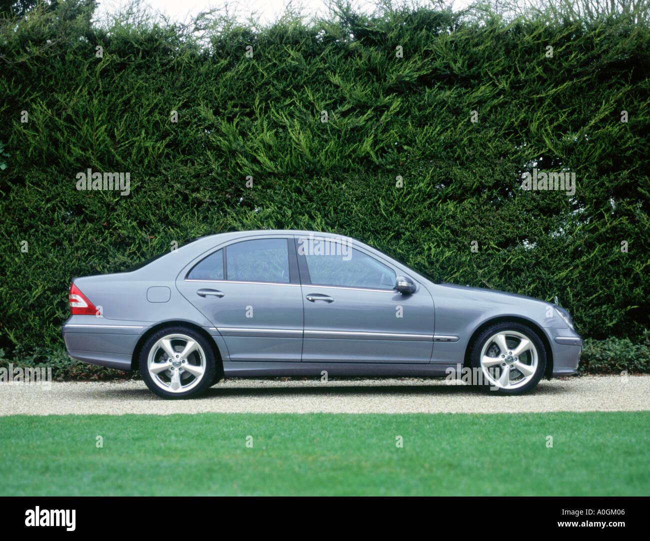 2004 Mercedes Benz C230 Kompressor