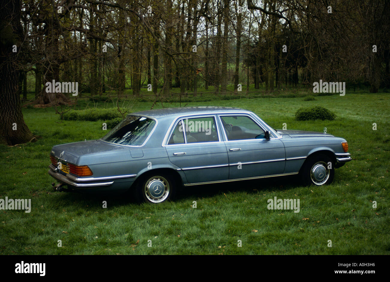 Mercedes benz 280se s class 1972 to 1980 w116 stock for Mercedes benz stock