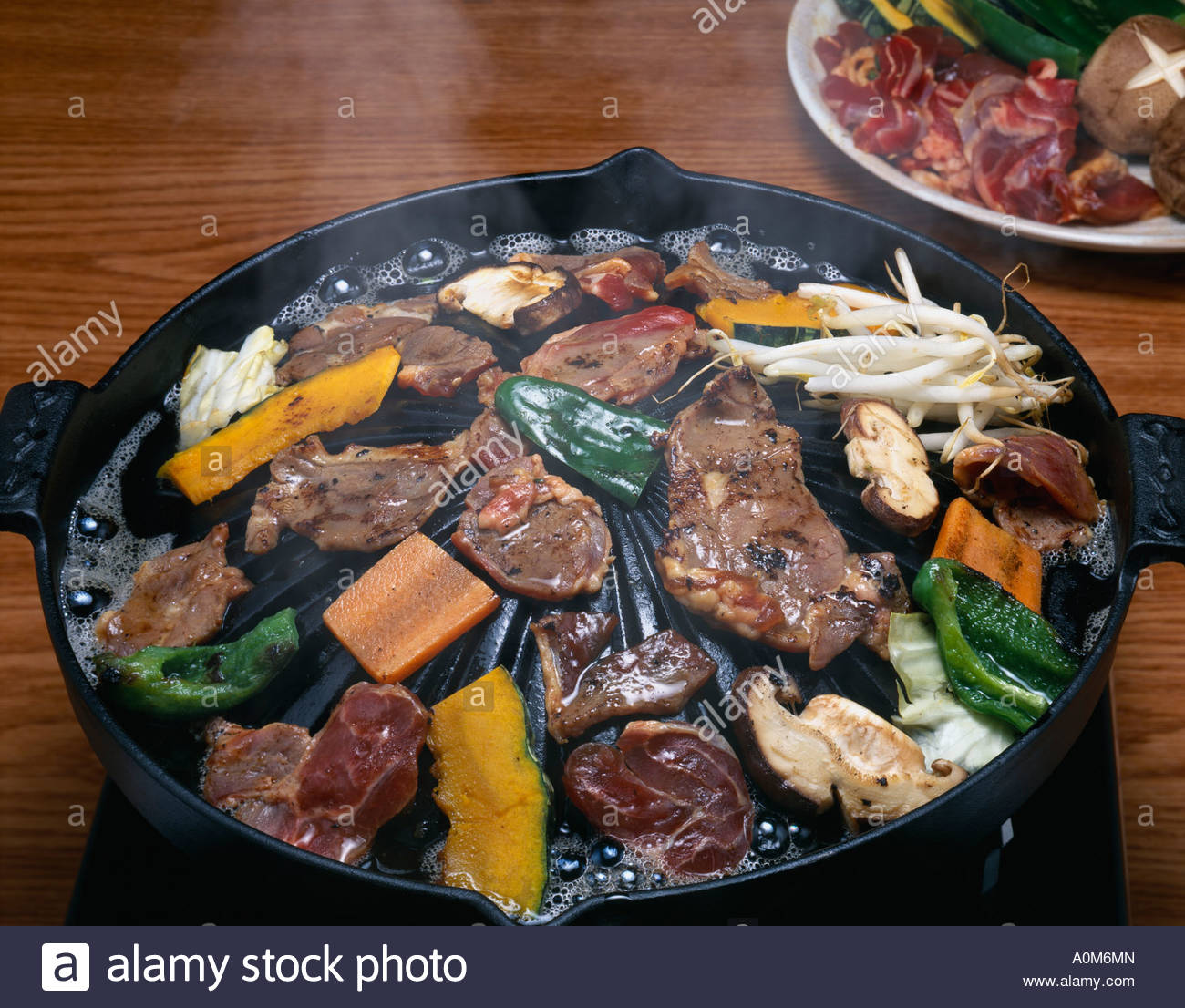 Genghis khan japan japanese cuisine stock photo royalty for About japanese cuisine