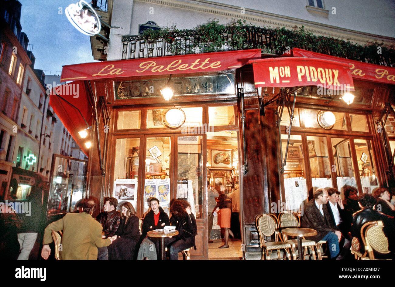Bar Restaurant La Palette