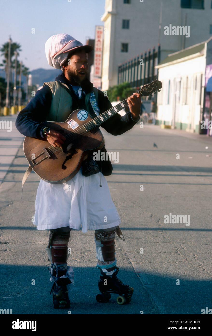 Venice Beach Roller Skate Guy