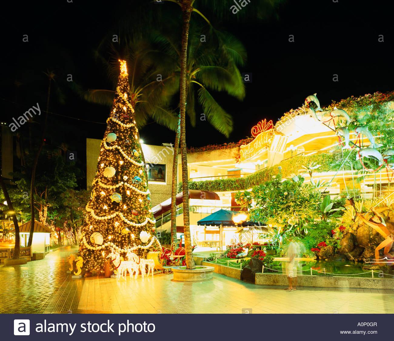 Decorations Waikiki Oahu Island Hawaii Royal Hawaiian