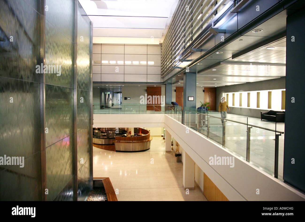 Goldman Sachs Building Inside Goldman Sachs offices ...