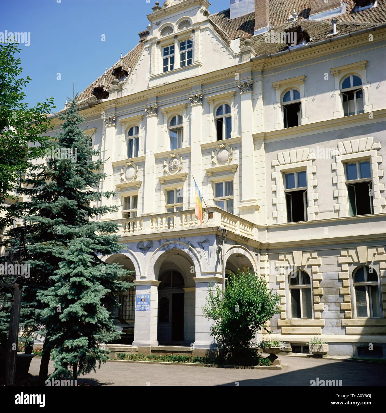 Town Council Building