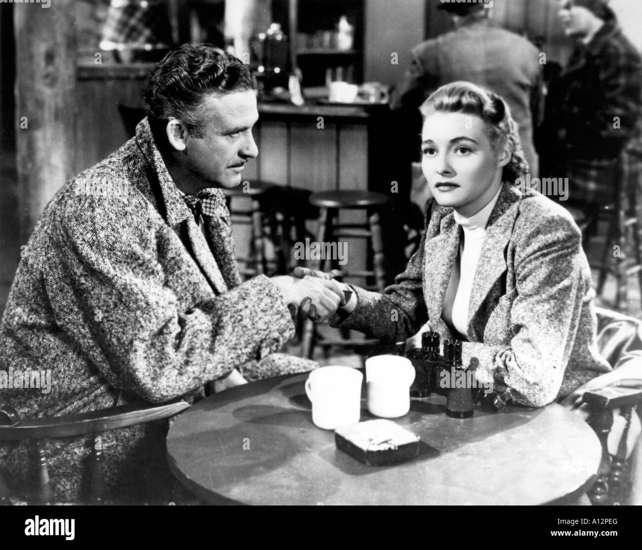 Eleanor Parker and robert wise