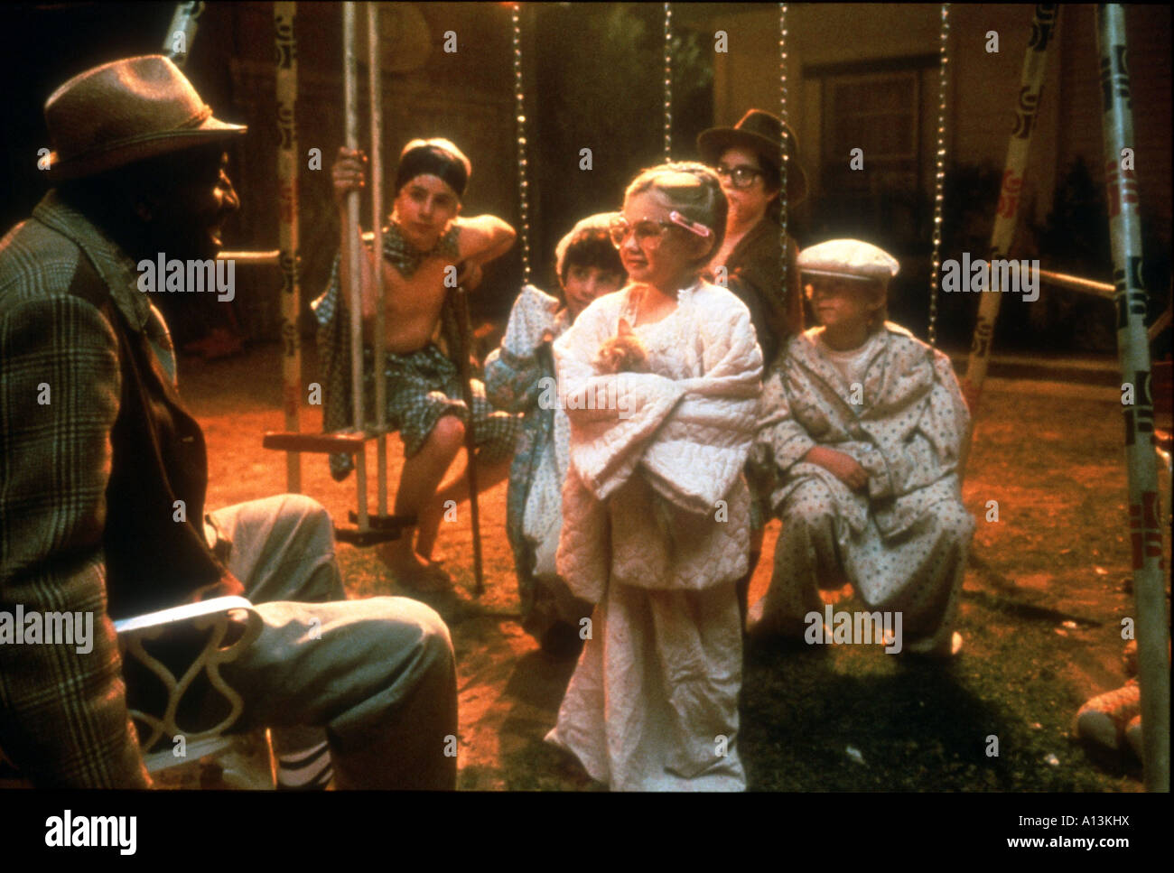 Vic morrow twilight zone movie