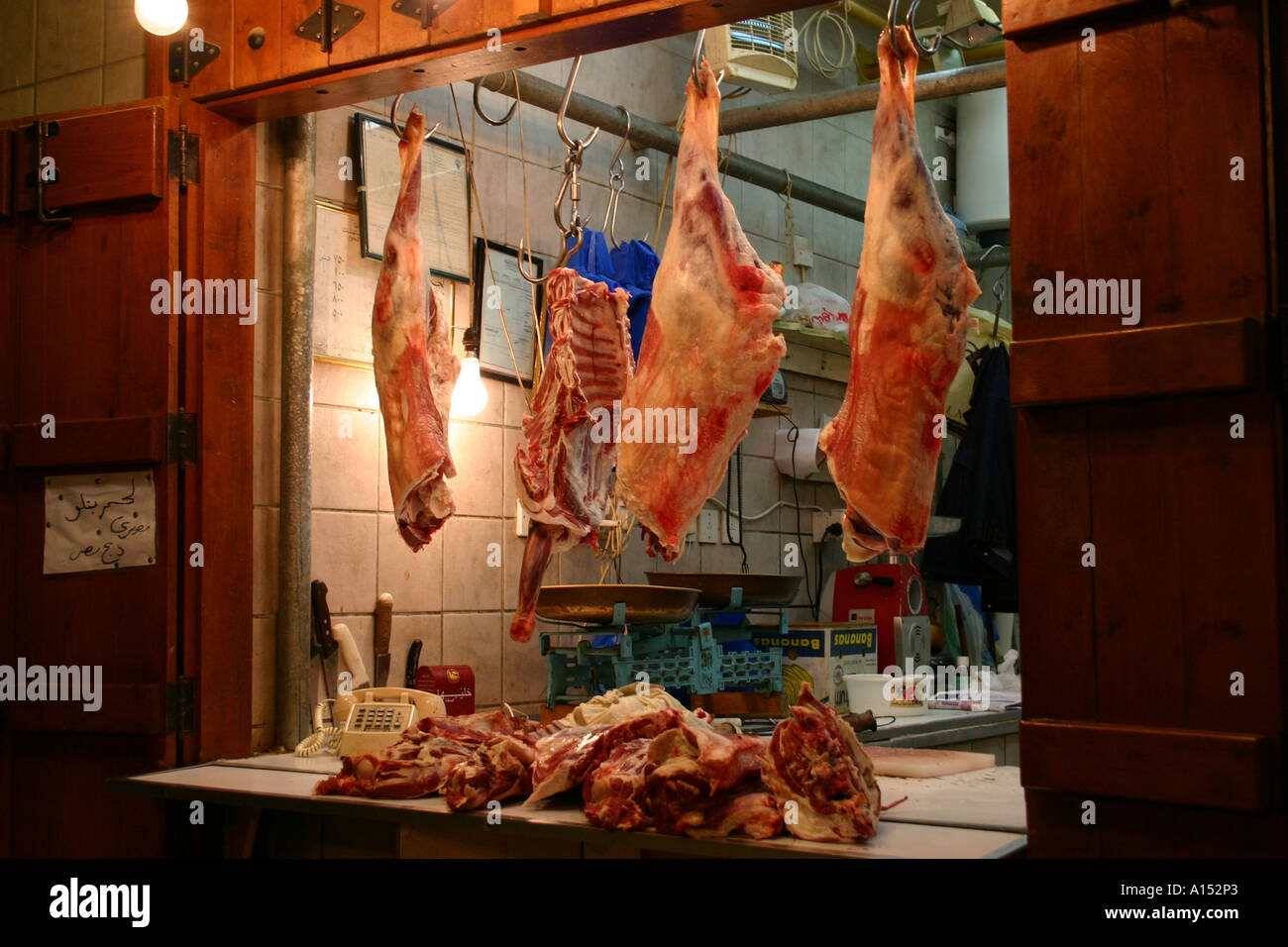 how to buy meat from a butcher