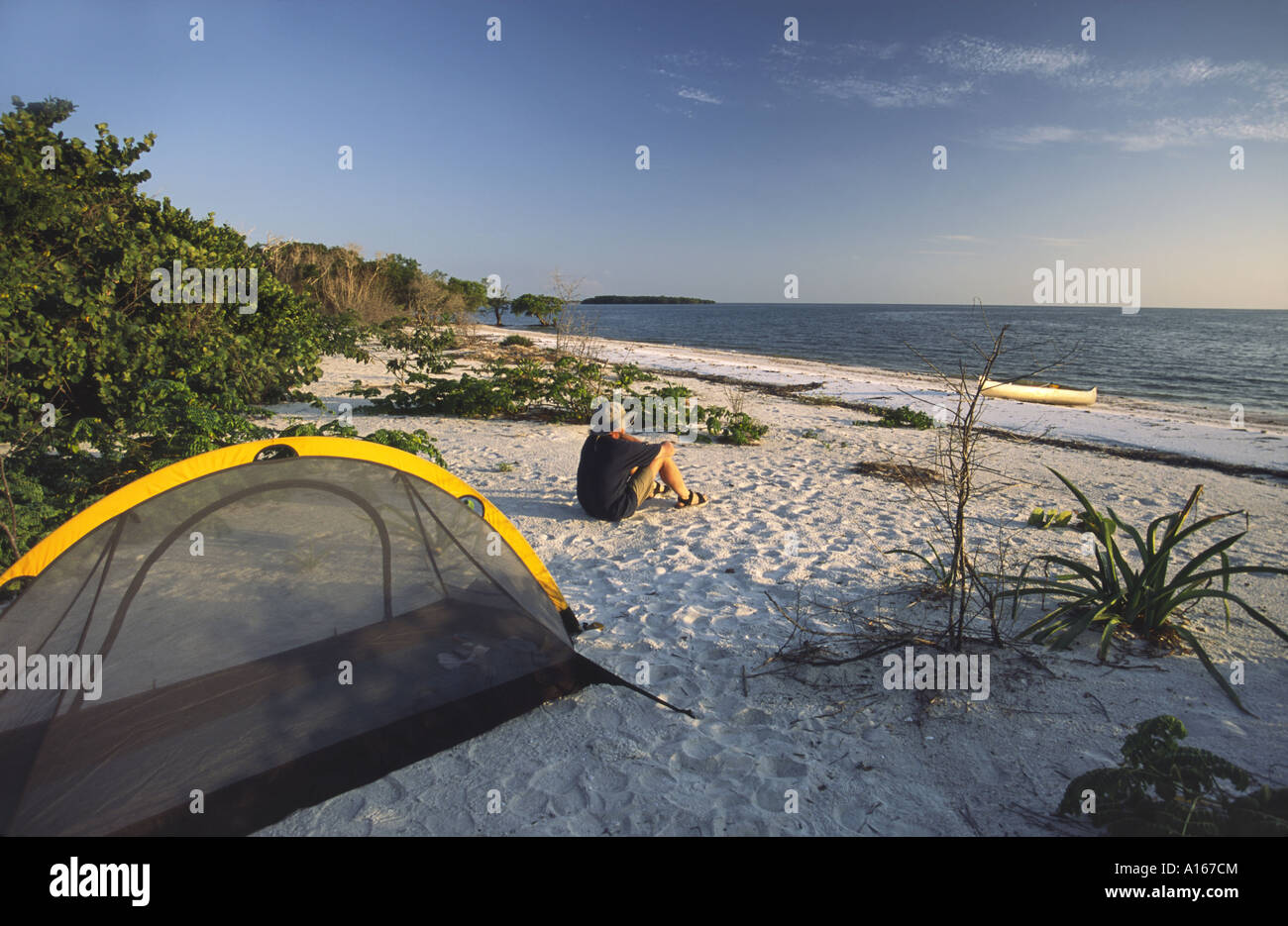 Camping Ten Thousand Islands Florida