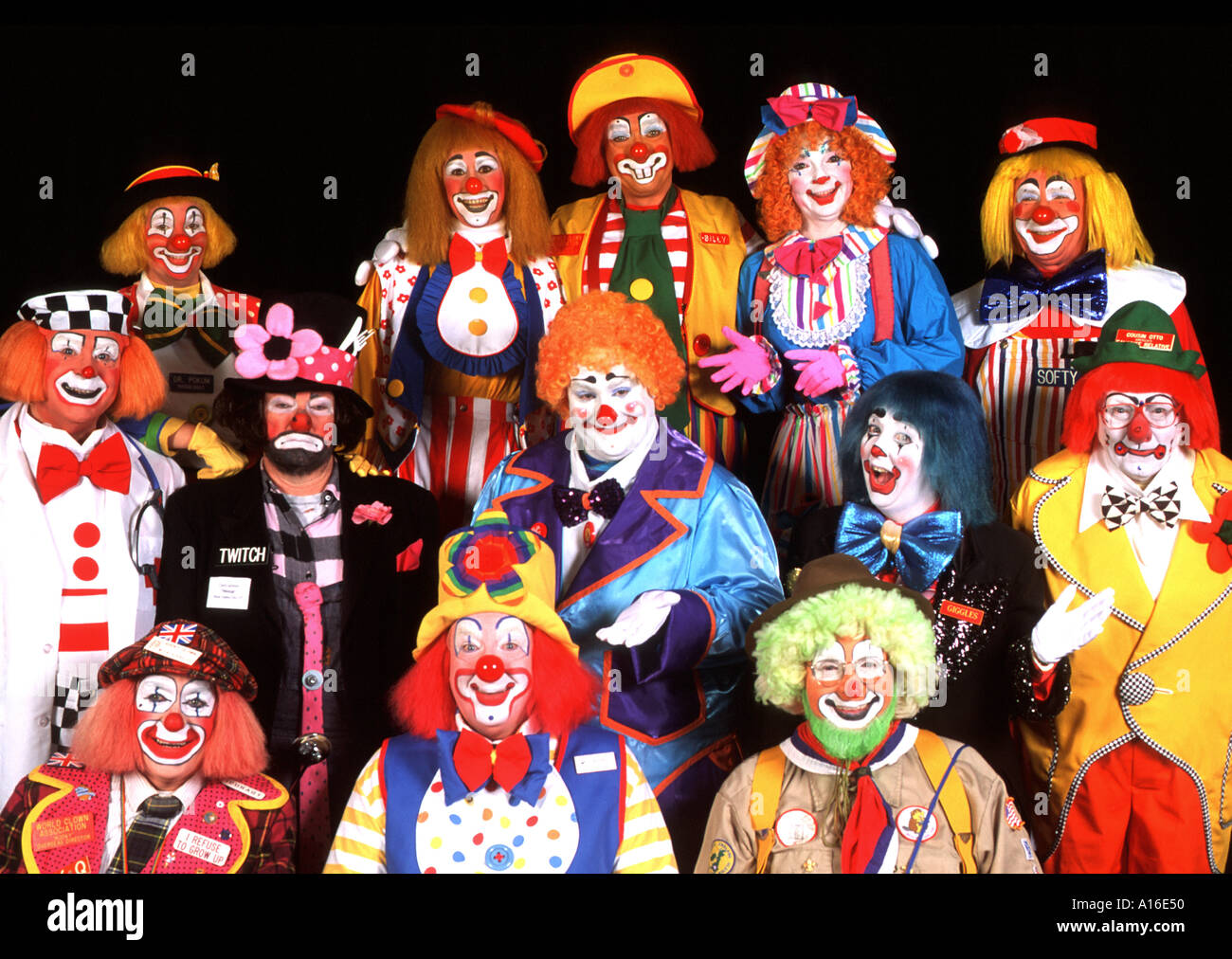 Image result for images of clowns