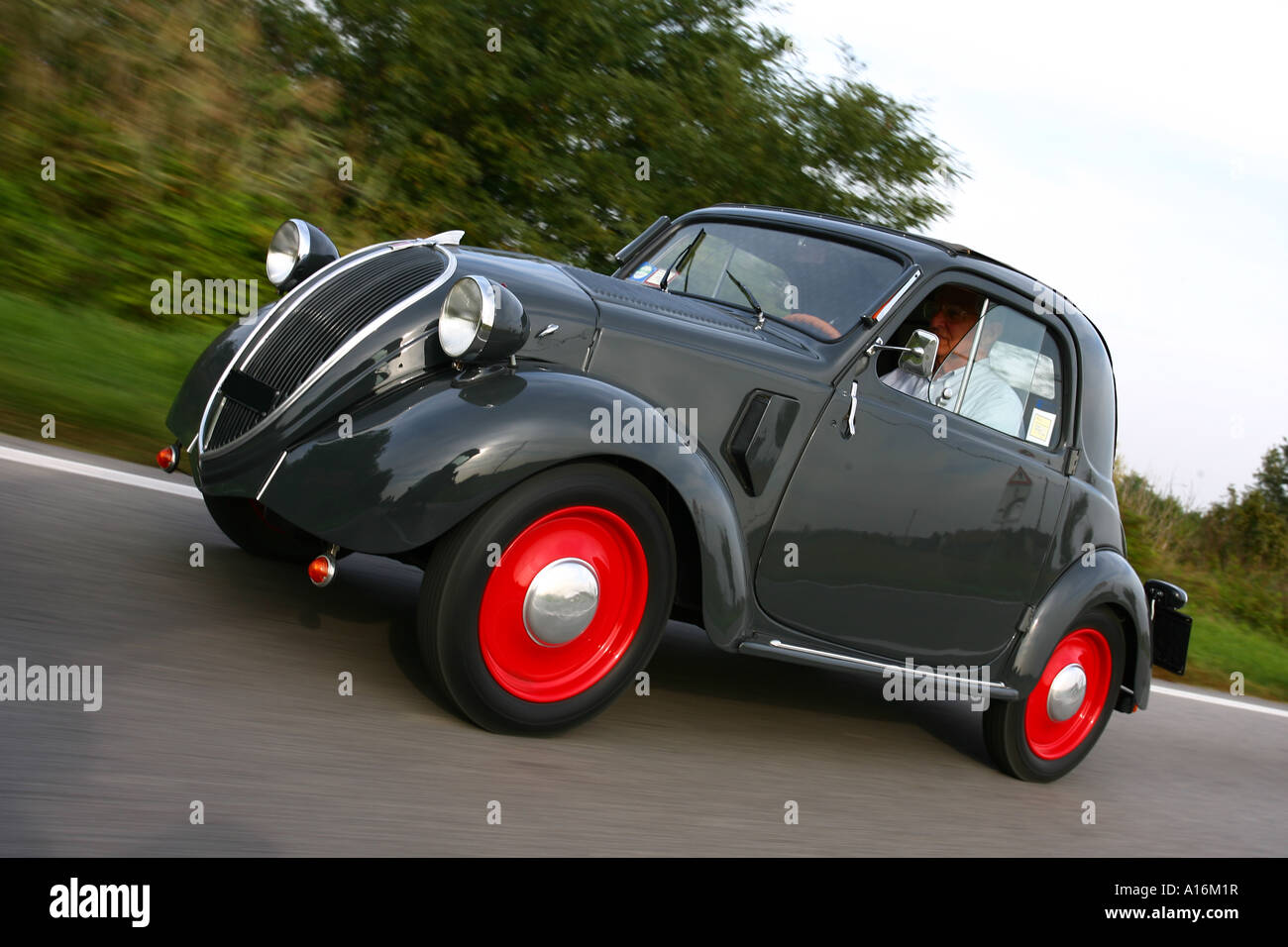 fiat topolino b stock photo, royalty free image: 10161106 - alamy