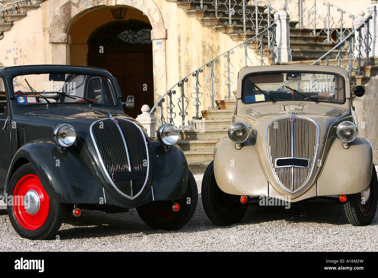 fiat topolino b stock photo: 10161120 - alamy