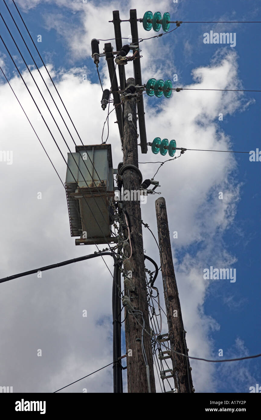 Three phase transformer and power lines with glass for Glass power line insulators