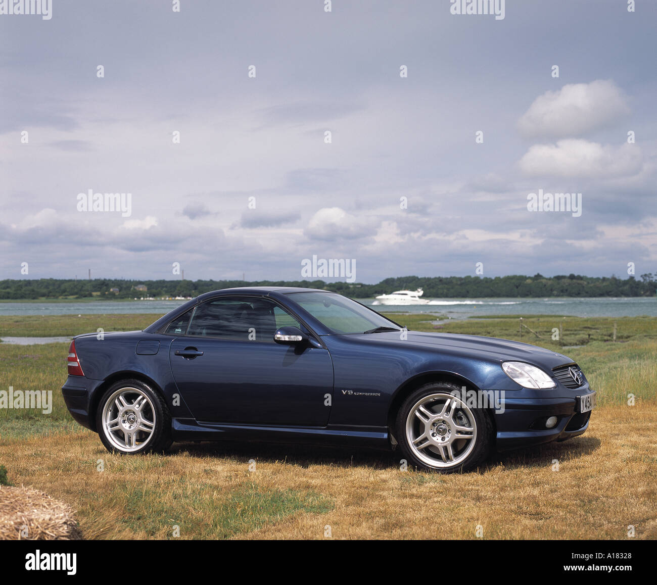 2001 mercedes benz slk 320 amg stock photo royalty free for 2001 mercedes benz slk320