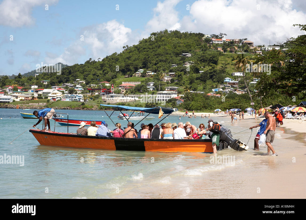 Grand Anse Beach St George S Grenada Where Is This At