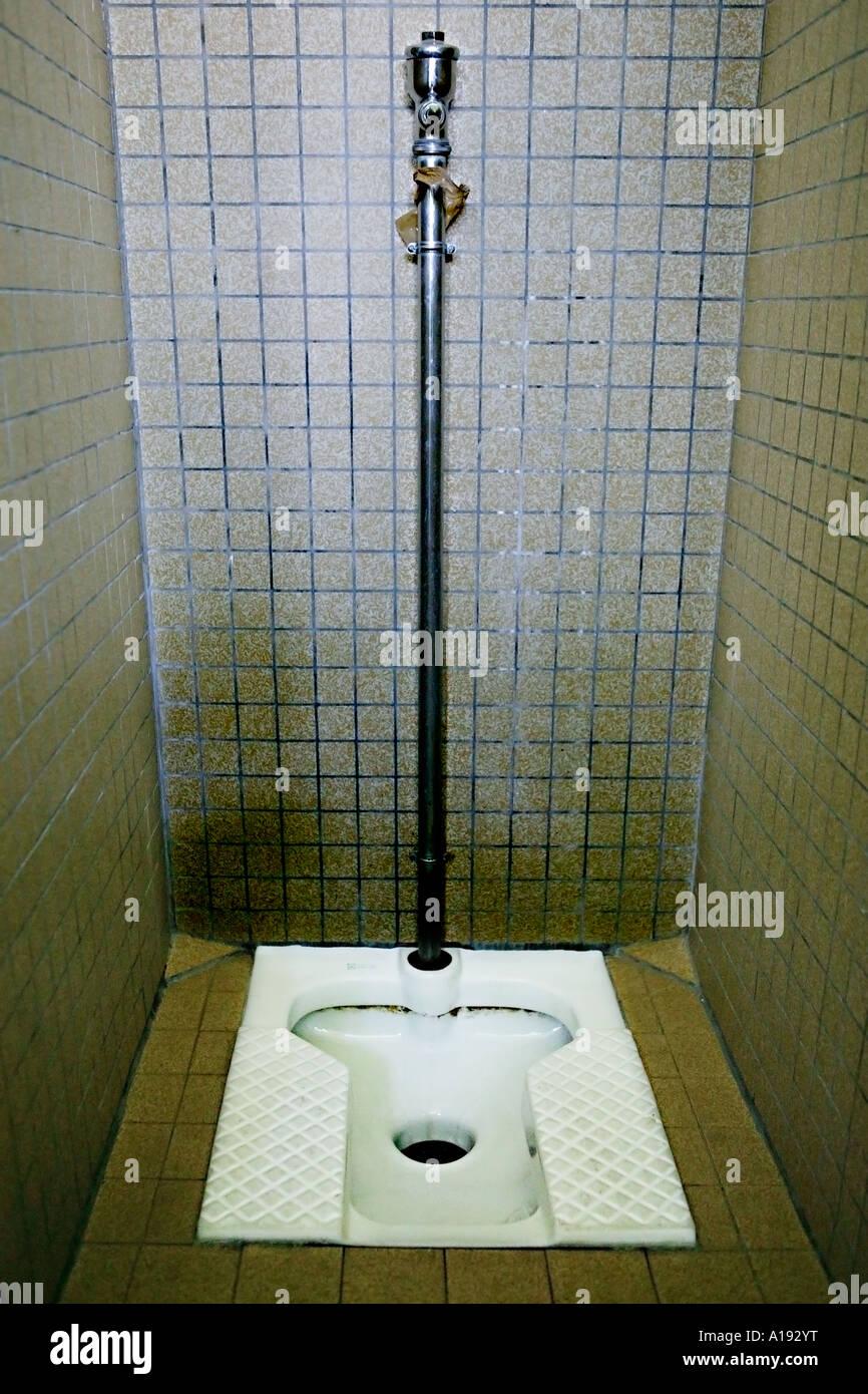 Frence toilet Stock Photo: 10183595 - Alamy
