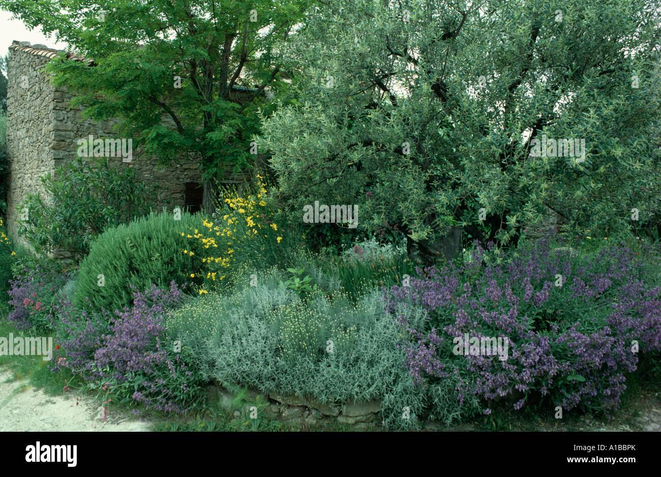 French Country Garden Stock Photos French Country Garden Stock