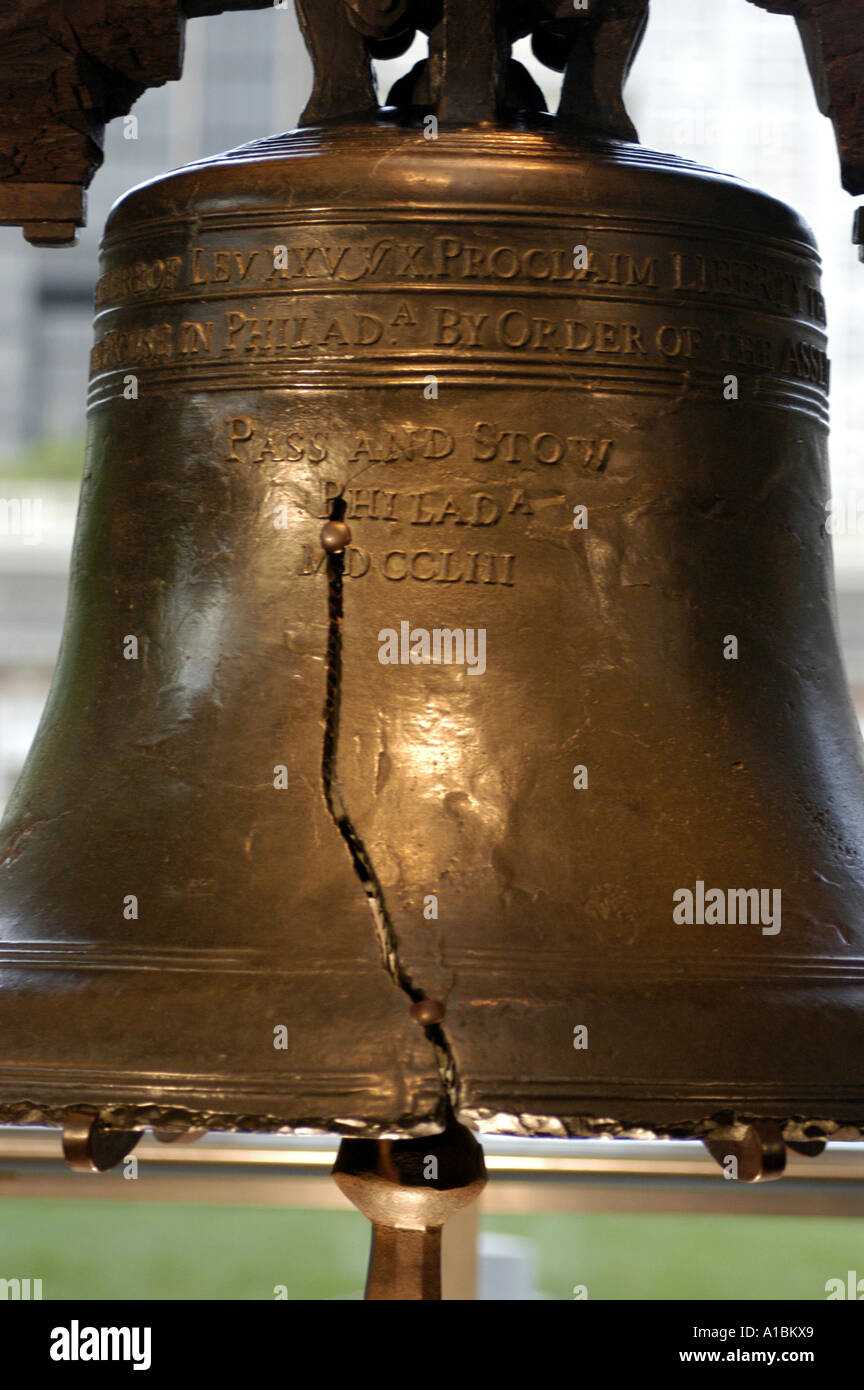 Philadelphia liberty bell crack iconic american symbol stock photo philadelphia liberty bell crack iconic american symbol biocorpaavc Images