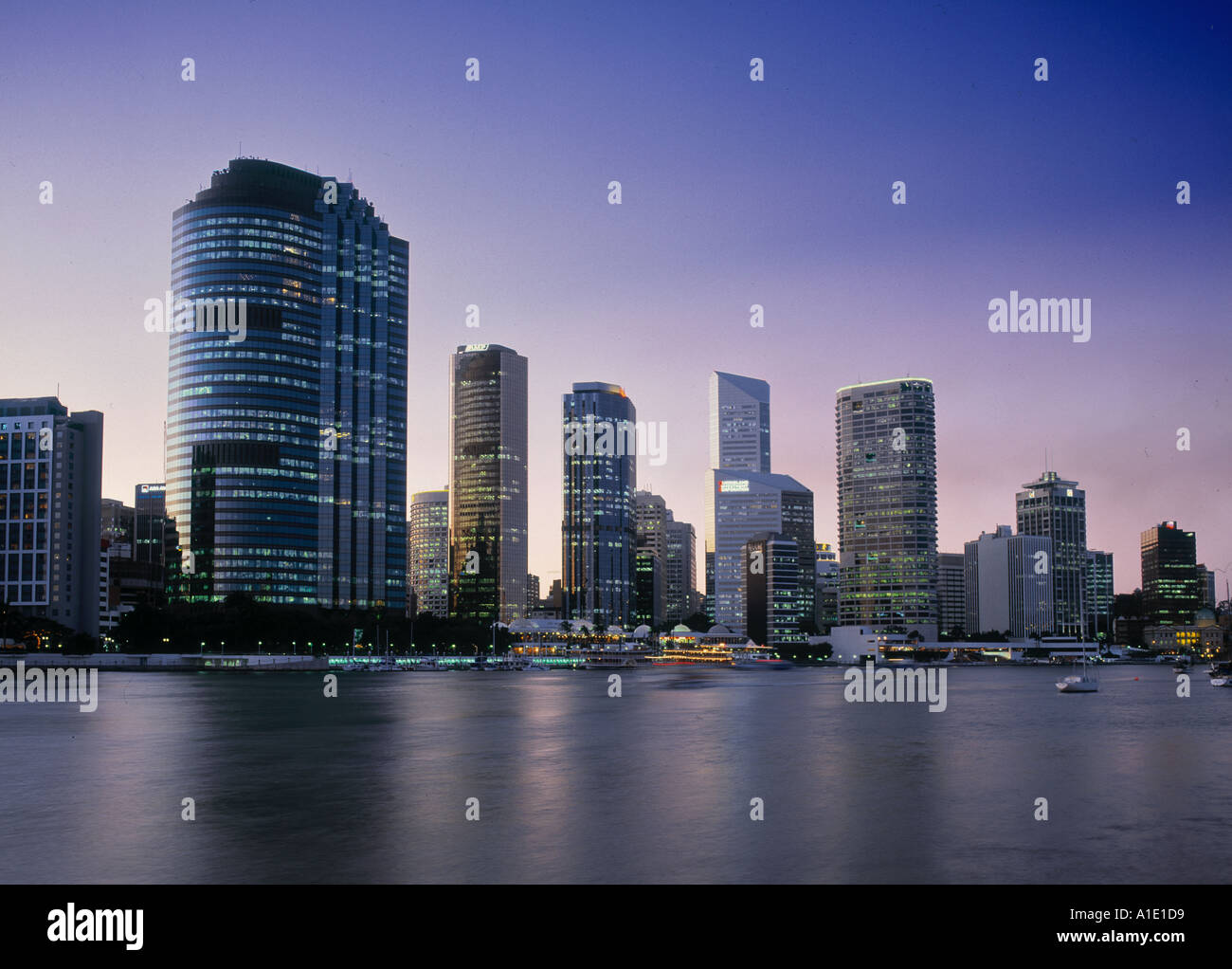 Central Business District, Brisbane, Australia