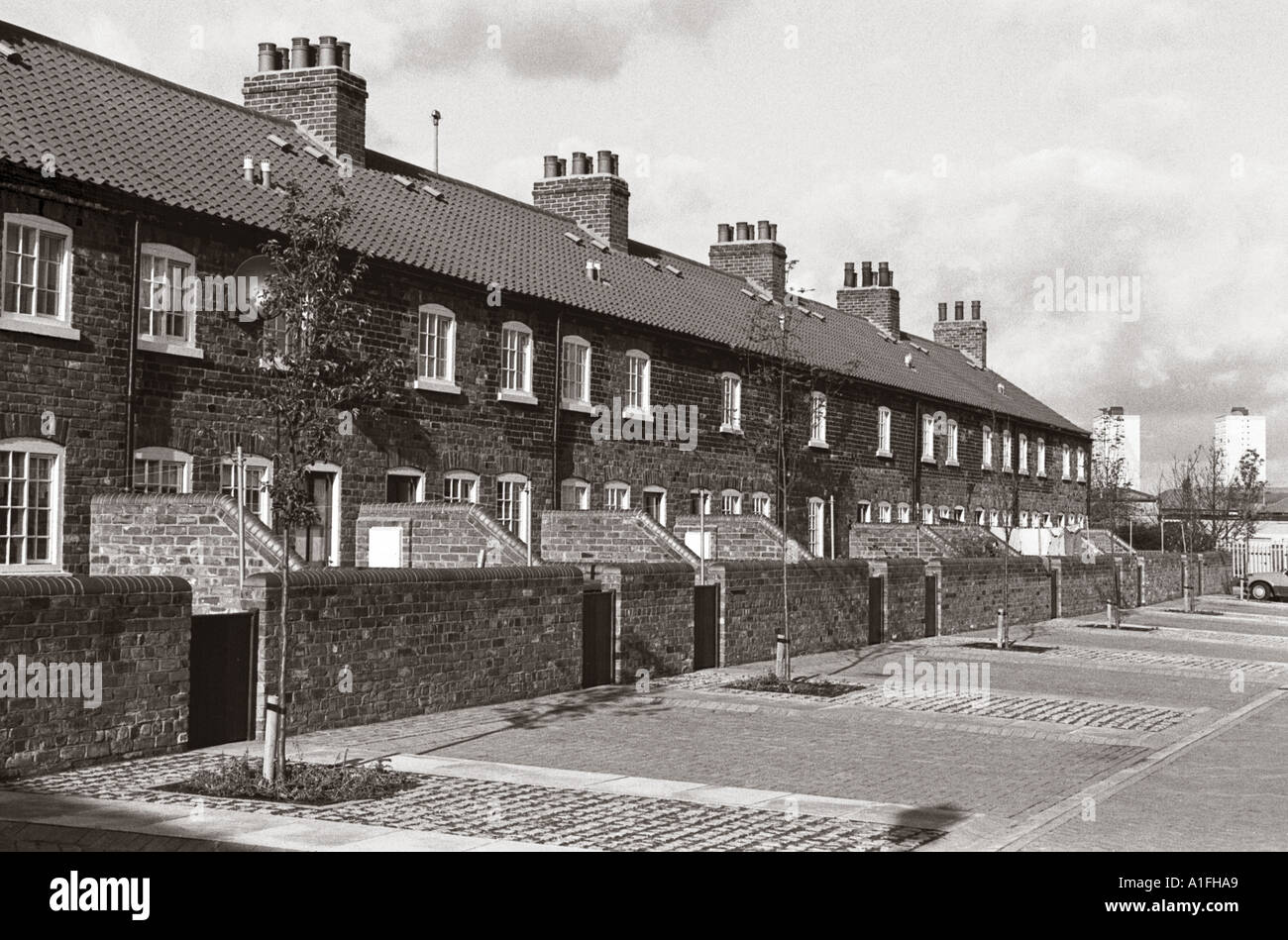 How To Renovate An Old House Old Terraced Houses From Late 1900 S Refurbished Stock
