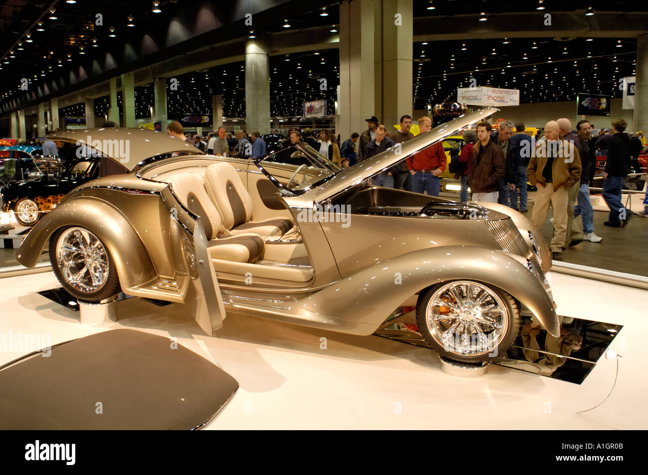 Riddler Car Show  Winner