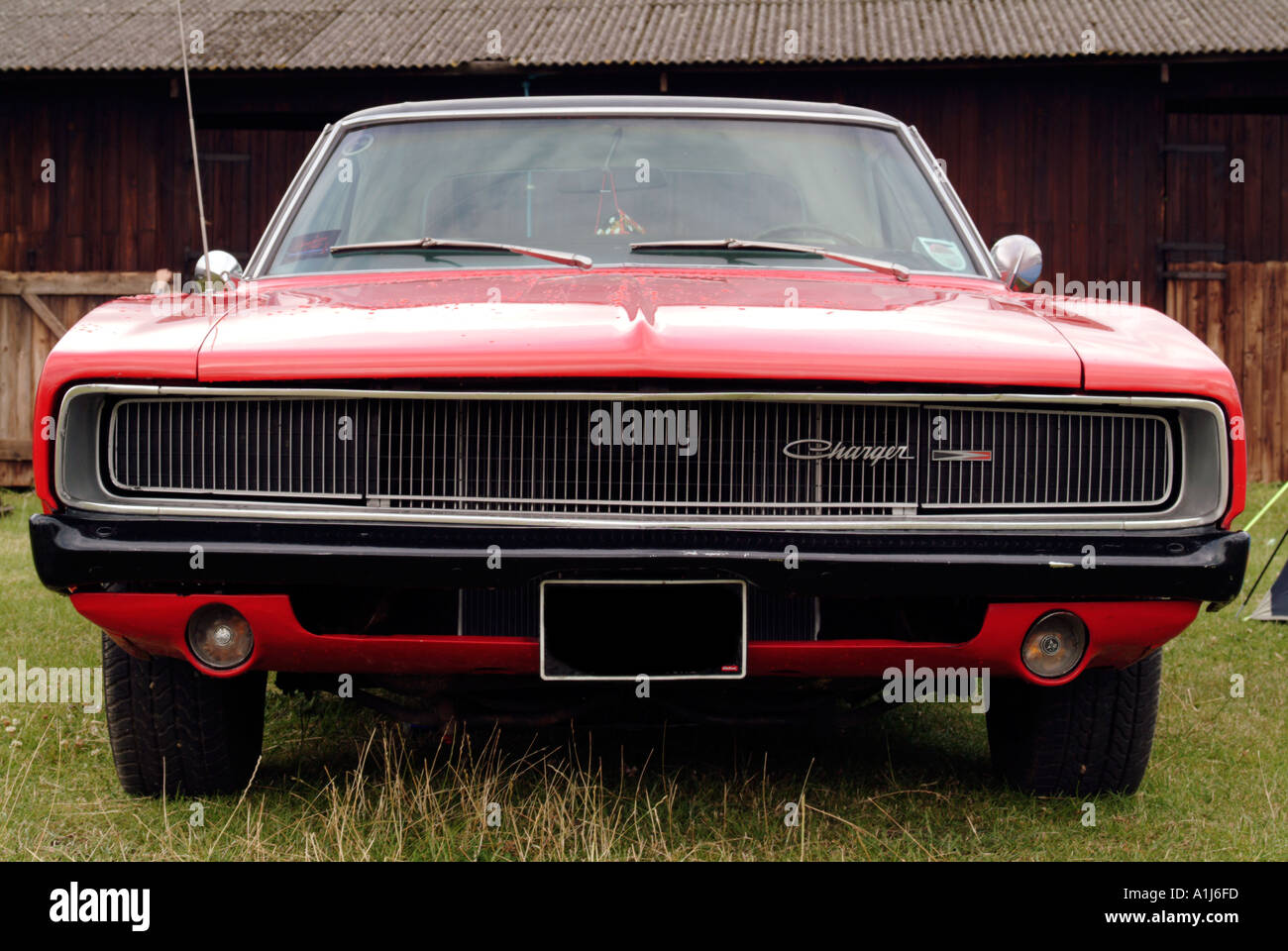 1968 dodge charger muscle car classic car american america us usa ...