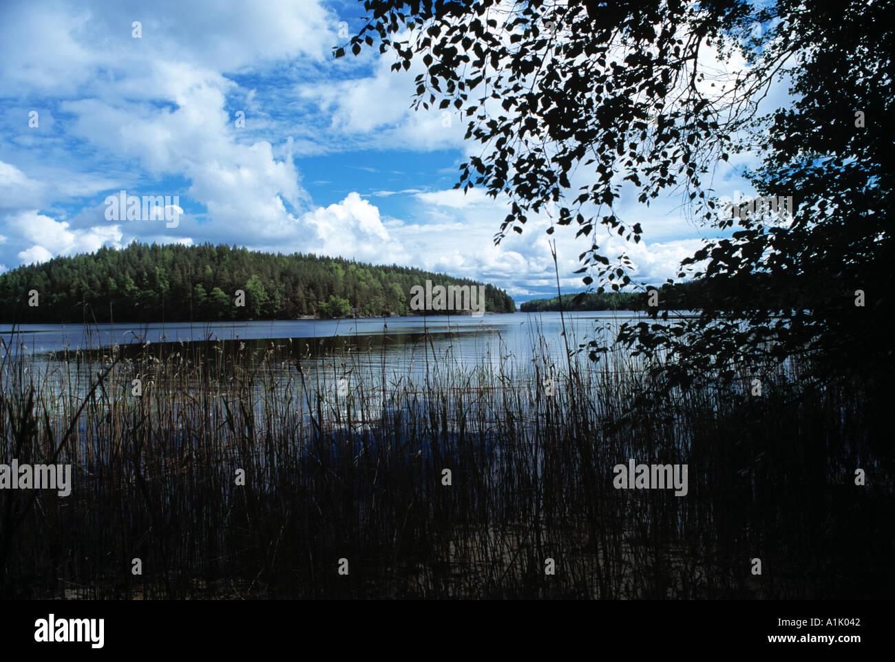 linnansaari nationalpark finnland