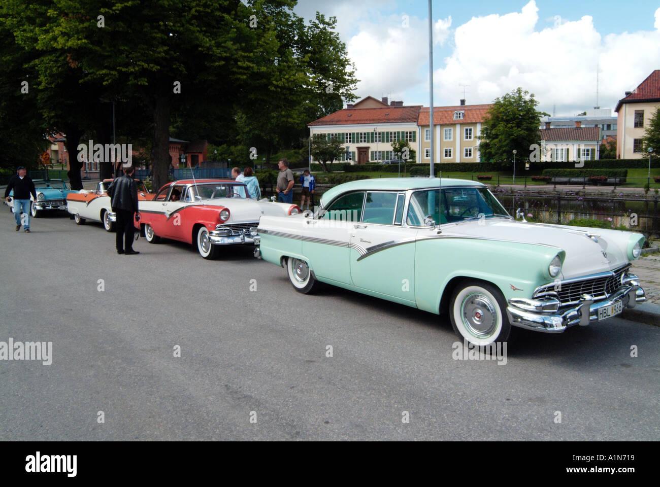 1956 ford car classic chrome fin ford motor company FoMoCo v8 engine american us usa america & Ford Motor Company Usa Stock Photos u0026 Ford Motor Company Usa Stock ... markmcfarlin.com