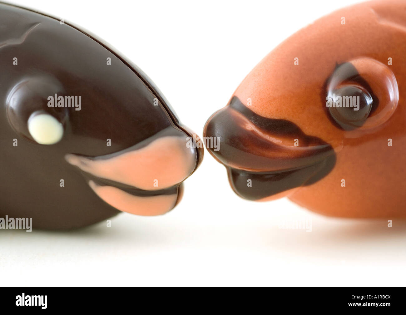 Chocolate fish Stock Photo, Royalty Free Image: 10318153 - Alamy