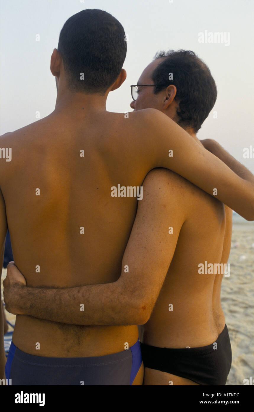 Remarkable, Men on brazilian beaches