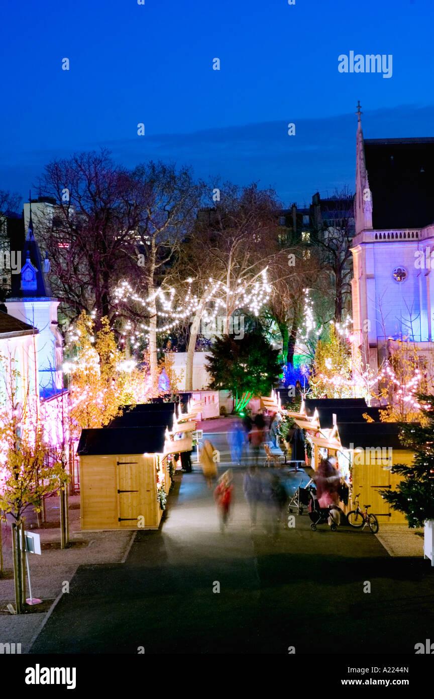 Pictures of paris street scenes decor