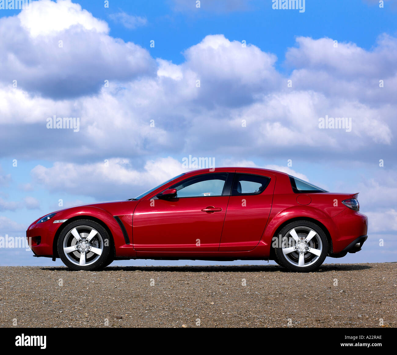 2004 mazda rx8 stock photo royalty free image 3391405 alamy. Black Bedroom Furniture Sets. Home Design Ideas