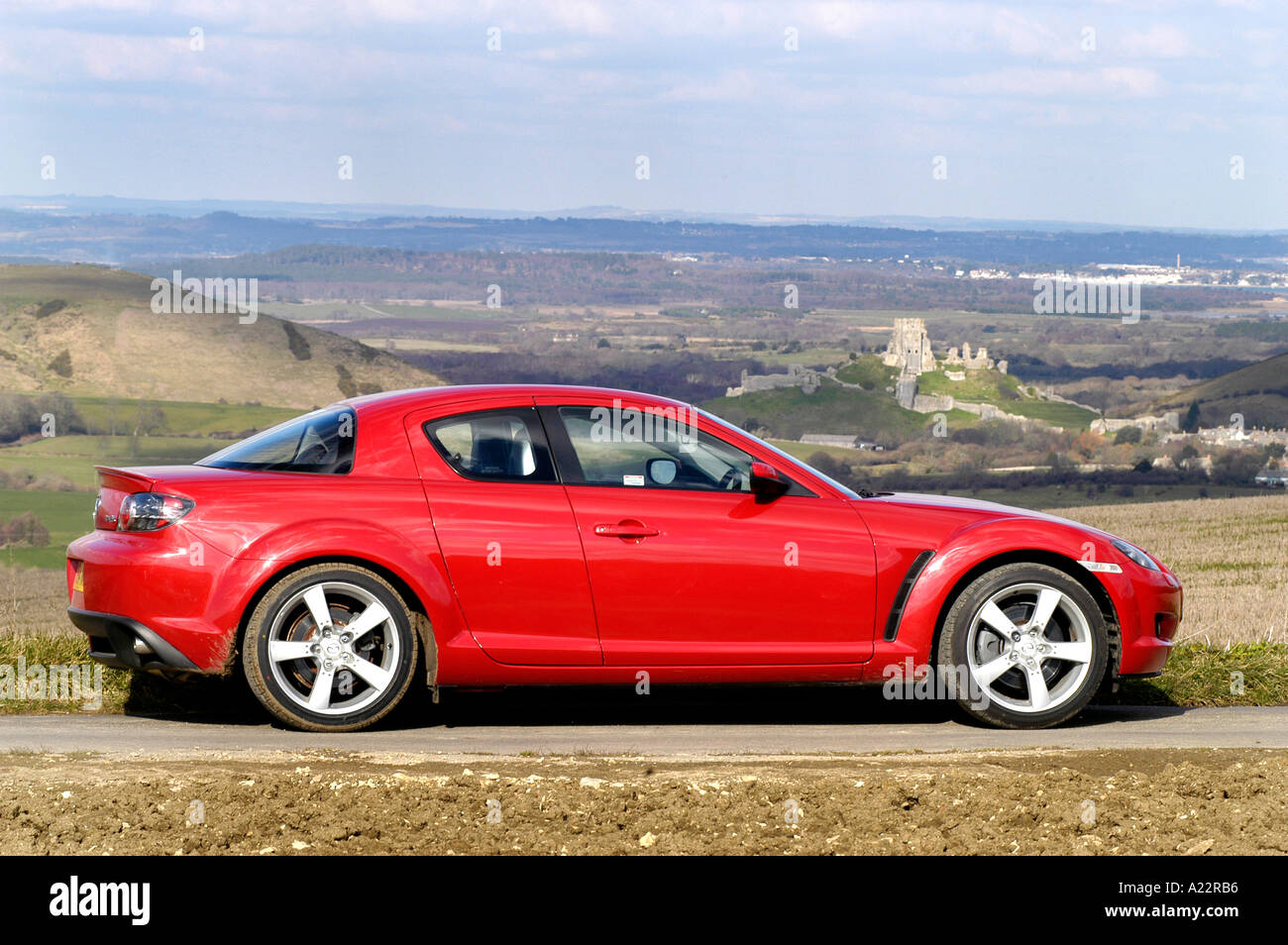 2004 mazda rx8 stock photo royalty free image 3391413 alamy. Black Bedroom Furniture Sets. Home Design Ideas