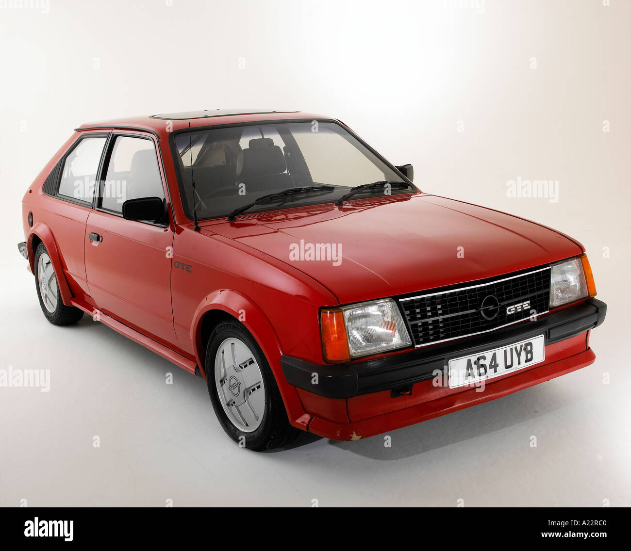 1983 opel kadett gte stock photo royalty free image 3391423 alamy. Black Bedroom Furniture Sets. Home Design Ideas