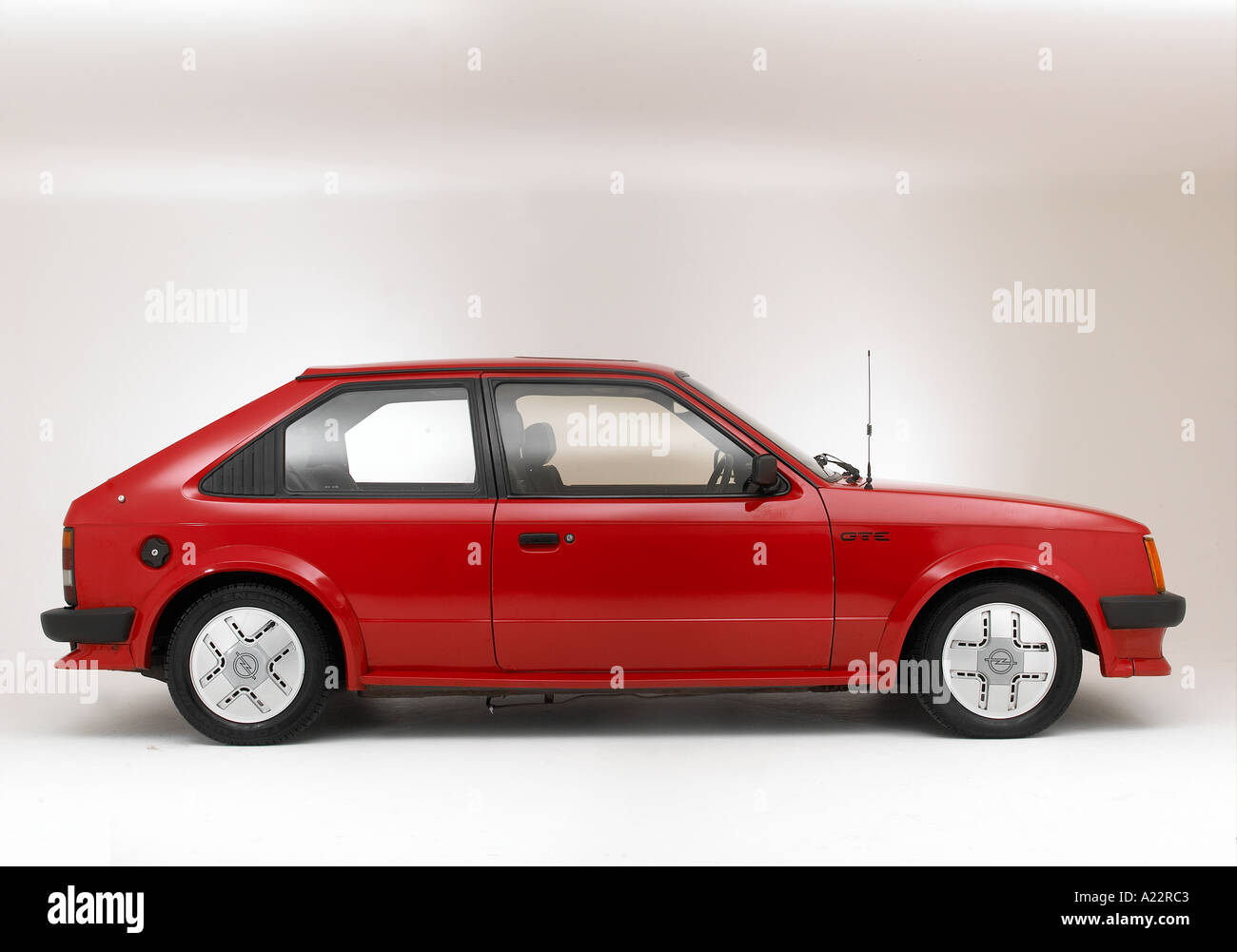 1983 opel kadett gte stock photo royalty free image 3391426 alamy. Black Bedroom Furniture Sets. Home Design Ideas