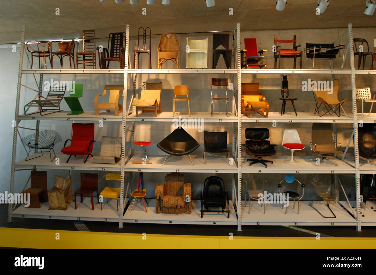 European style office furniture valentineblog net - Designer Chair Collection Vitra Design Museum Weil Am Rhein Zaha Stock