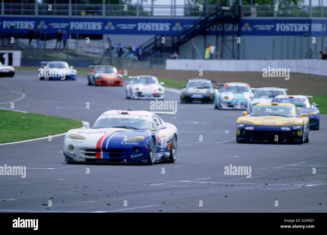NoGripRacing :: GTR2 Downloads - Chrysler Viper - FIA GT 1999 ...
