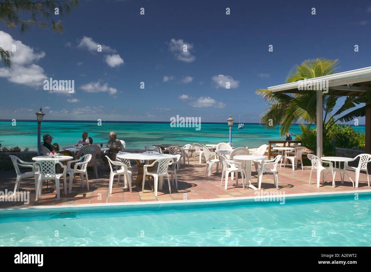 Caribbean weddings grand turk - Caribbean Turks Caicos Grand Turk Island Cockburn Town Osprey Beach Hotel Pool View