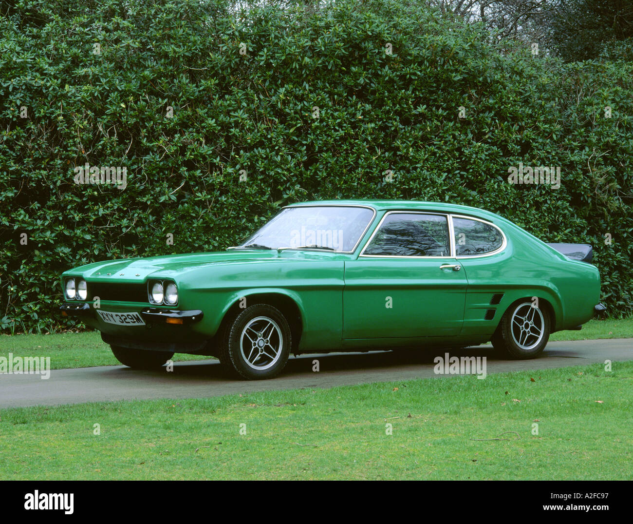 1974 ford capri rs 3100 stock photo royalty free image 195735 alamy. Black Bedroom Furniture Sets. Home Design Ideas