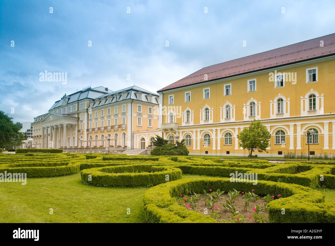 Slovenia stajerska rogaska slatina spa hotels for Wellness hotel slovenia